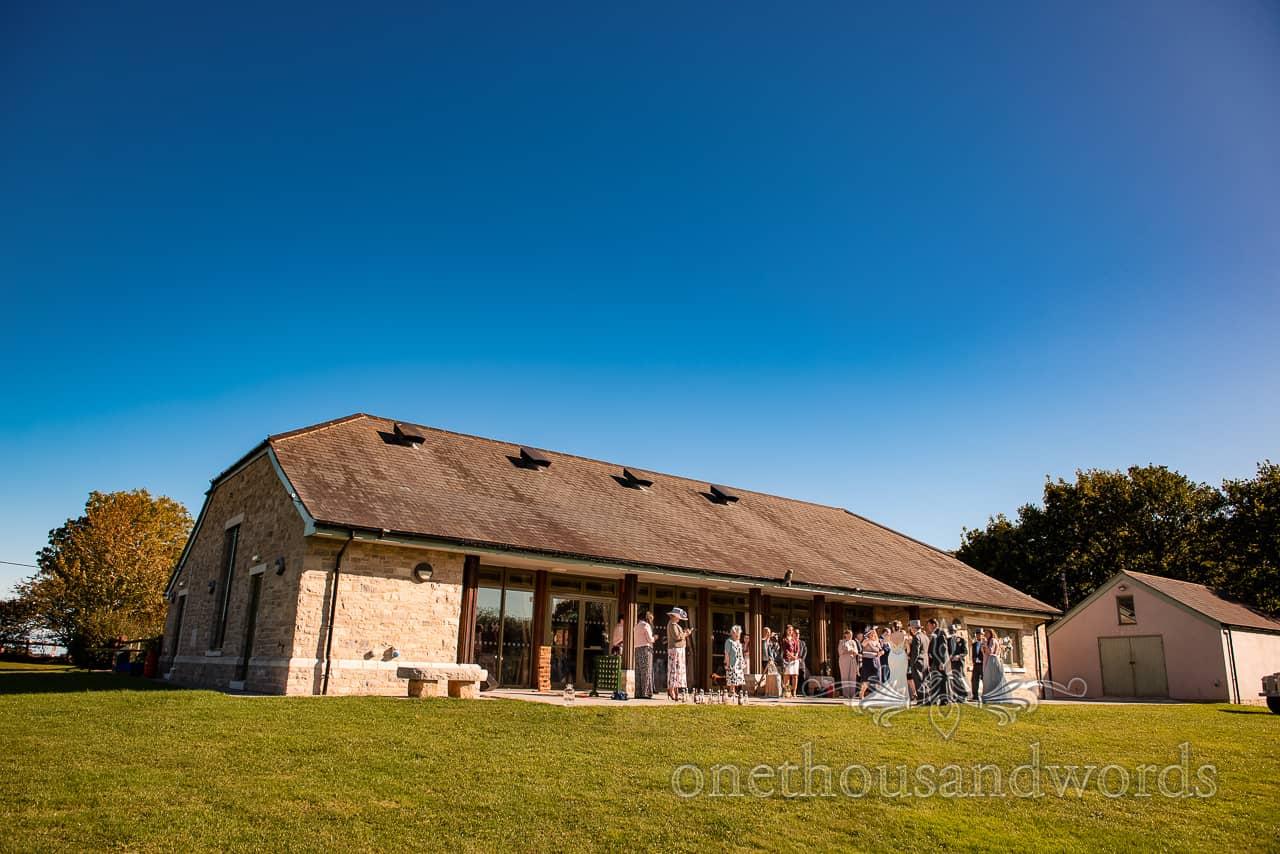 Harmans Cross Village Hall wedding photographs venue