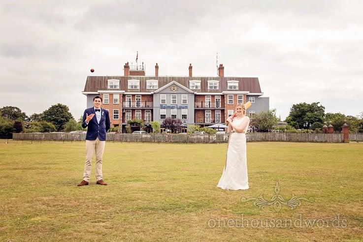 Balmer Lawn Hotel Wedding Venue