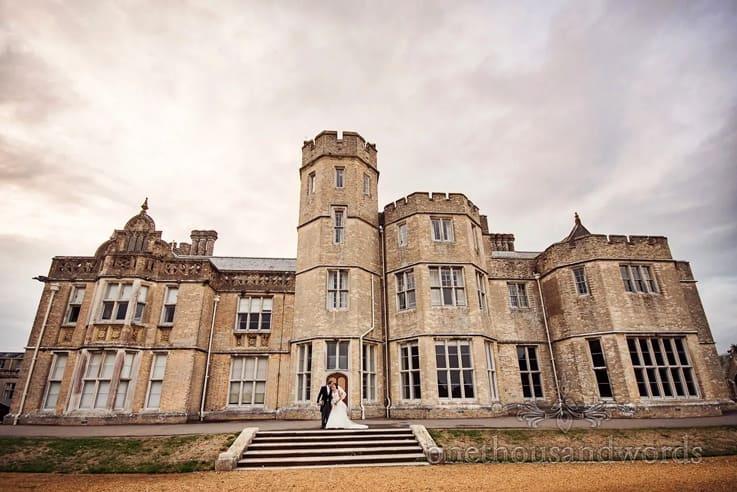 Canford School Wedding Venue Photographs
