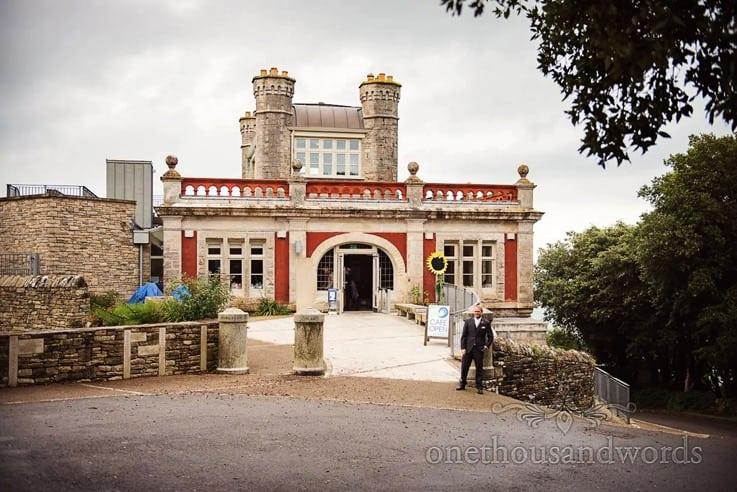 Durlston Castle Wedding Venue In Dorset