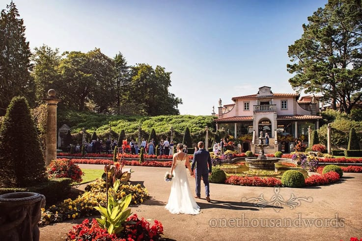 The Italian Villa Wedding Venue in Poole