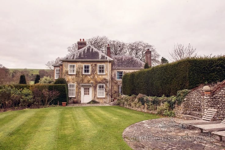 Plush Manor Country House wedding venue in Dorset