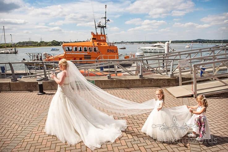 RNLI College, Poole Bride