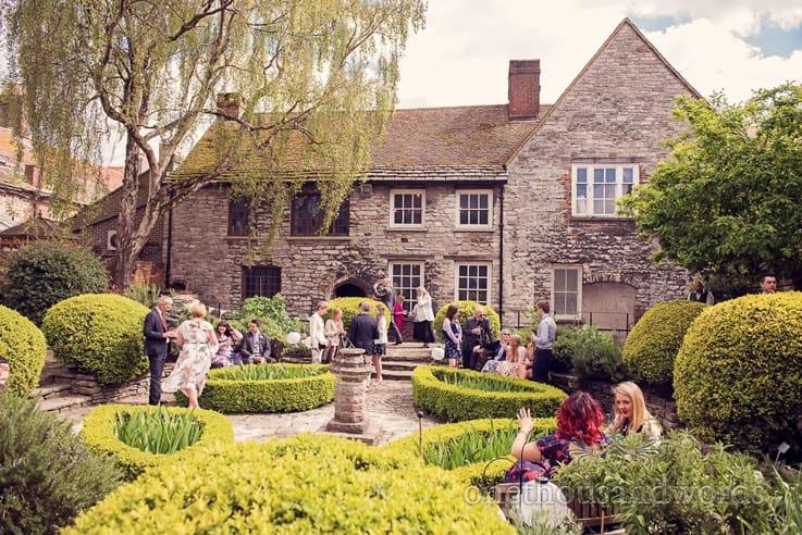 Scaplens Court Wedding Venue In Dorset