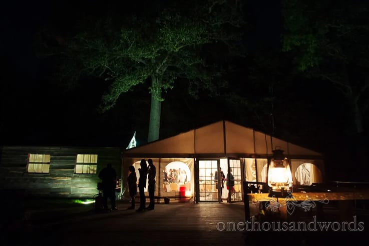 Weddings in The Wood Hampshire Venue