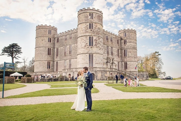 Dorset and Hampshire Wedding Venue Photographs Information