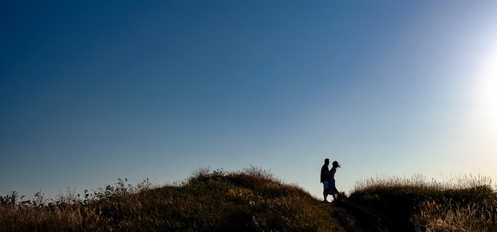 Swanage, Dorset wedding proposal photographs photo shoot
