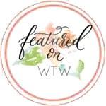 Wedding photographer featured on Want That Wedding Blog Badge